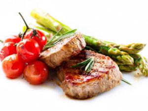 Горячие блюда из мяса/птицы